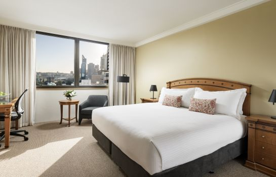 Single room (standard) Pan Pacific Perth