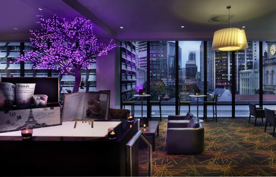 Bar de l'hôtel Sofitel Brisbane Central