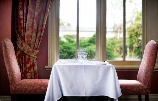 Restaurante Chateau Yering Historic House Hotel