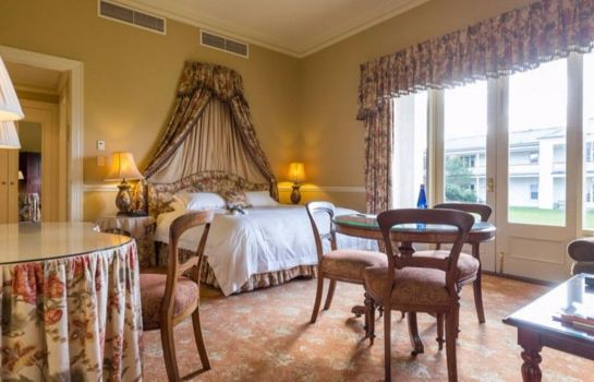 Suite Chateau Yering Historic House Hotel