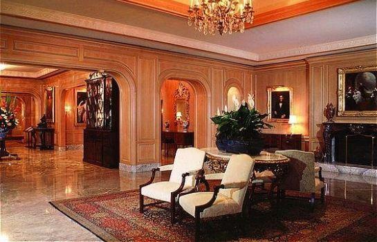 Lobby Intercontinental Hotels Sydney Double Bay