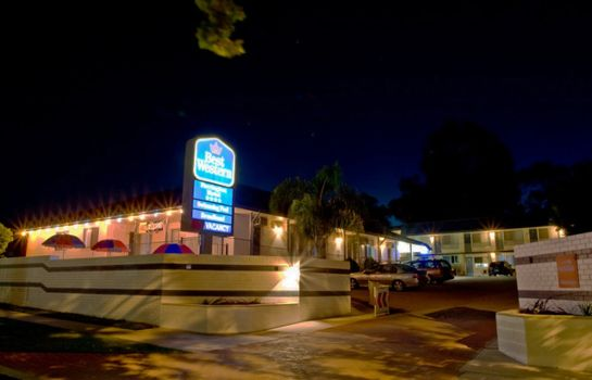 Vista exterior BEST WESTERN MOTEL FARRINGTON