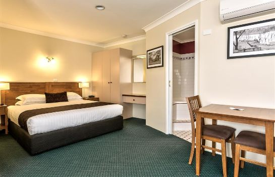 Room BEST WESTERN STAGECOACH