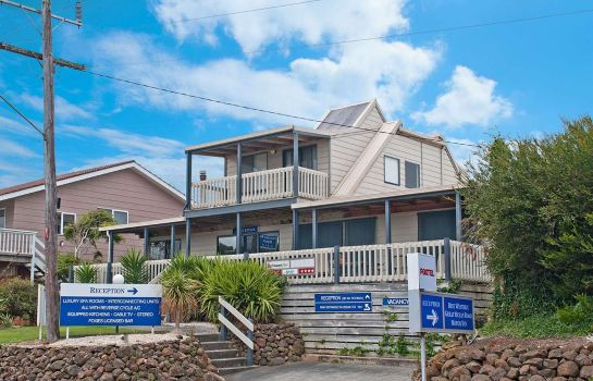 Vista exterior BEST WESTERN GREAT OCEAN ROAD