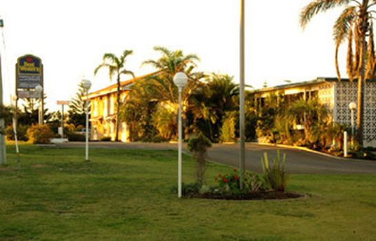 Buitenaanzicht Hospitality Geraldton SureStay Collection by Best Western