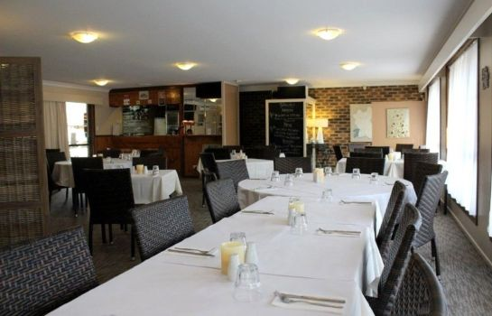 Restaurante Top of the Town Motel Inverell