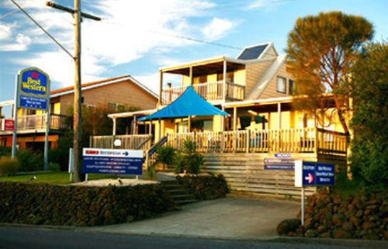 Buitenaanzicht BEST WESTERN GREAT OCEAN ROAD