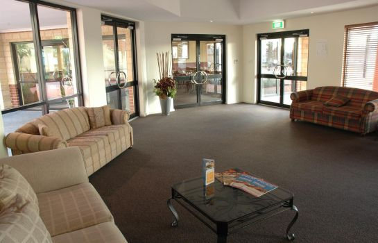 Hotelhalle Country Comfort Perth