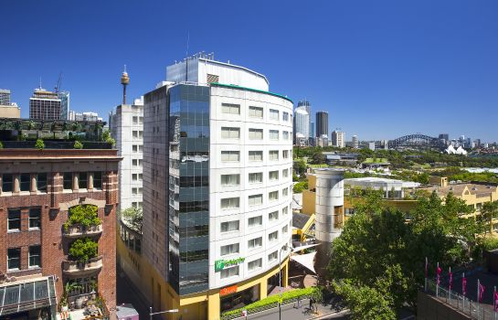 Außenansicht Holiday Inn POTTS POINT-SYDNEY