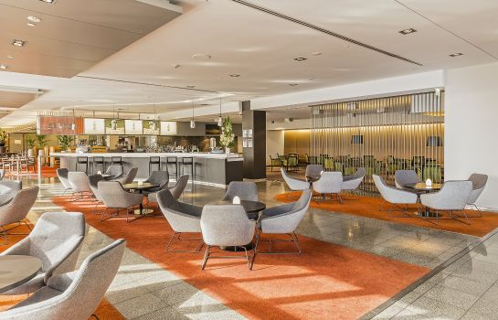 Hotel bar Parkroyal Melbourne Airport