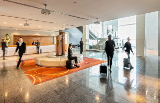 Lobby Parkroyal Melbourne Airport