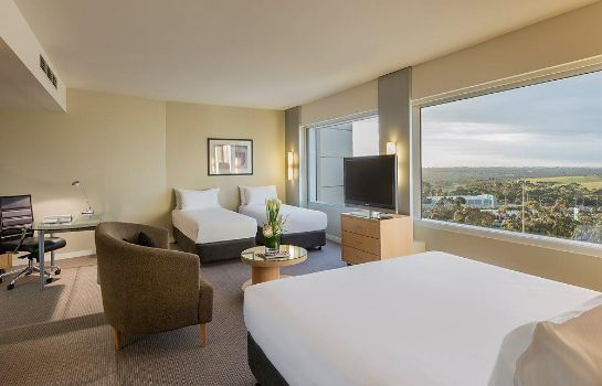 Room Parkroyal Melbourne Airport