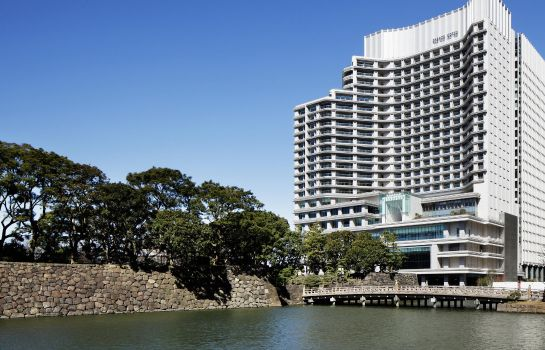 Exterior view Palace Hotel Tokyo
