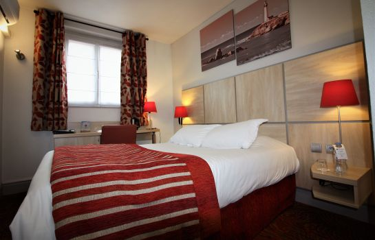 Double room (standard) Saint Antoine Best Western