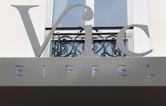 Exterior view Hotel VIC EIFFEL