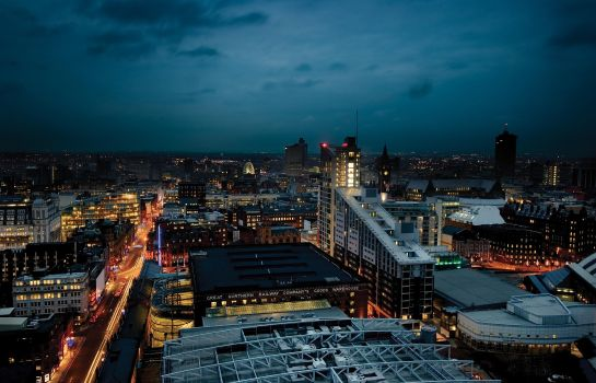 Informacja Hilton Manchester Deansgate