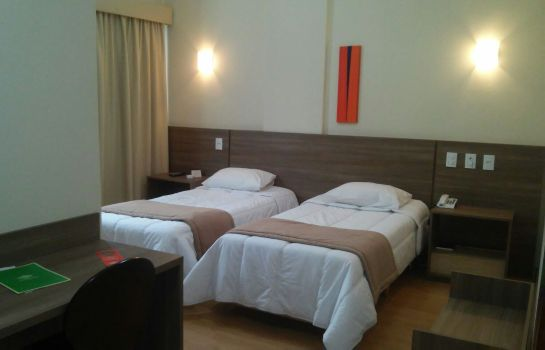 Chambre double (standard) Entremares Hotel