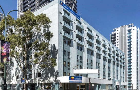 Exterior view Comfort Inn & Suites Goodearth Perth
