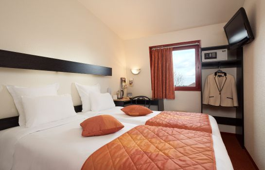 Chambre individuelle (standard) Comfort Hotel Airport CDG