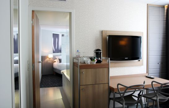 Junior Suite Le Swann Best Western Premier