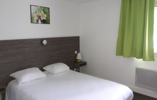 Single room (standard) INTER-HOTEL Blois Nord Le Cosy