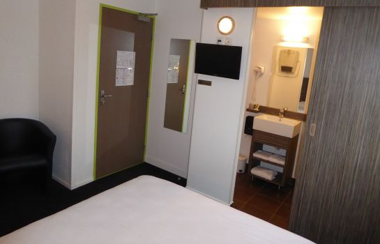 Single room (superior) INTER-HOTEL Blois Nord Le Cosy