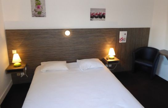Pokój jednoosobowy (komfort) Hôtel le Cosy Blois Nord