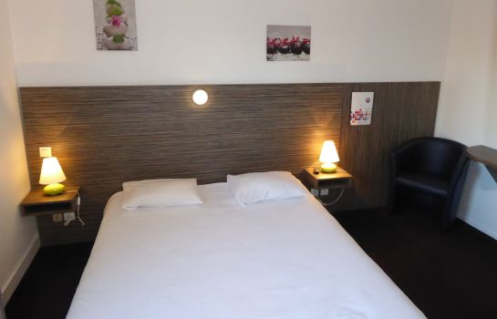Double room (superior) INTER-HOTEL Blois Nord Le Cosy