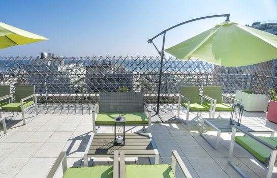 Terrasse Club Meeting Hotel