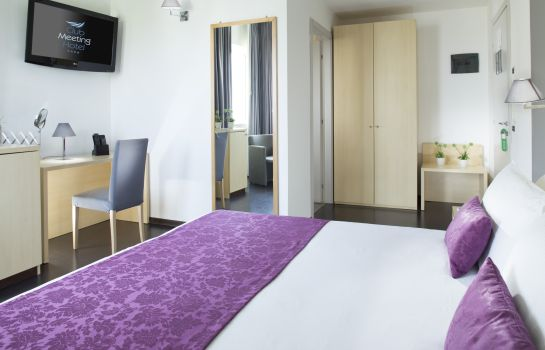 Doppelzimmer Komfort Club Meeting Hotel