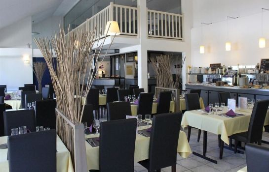 Restauracja INTER - HOTEL Angers Sud Bagatelle