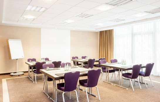 Conference room NH Düsseldorf City-Nord