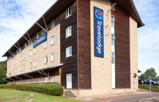 Buitenaanzicht TRAVELODGE ASHFORD
