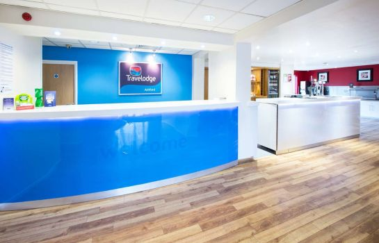 Hotelhal TRAVELODGE ASHFORD
