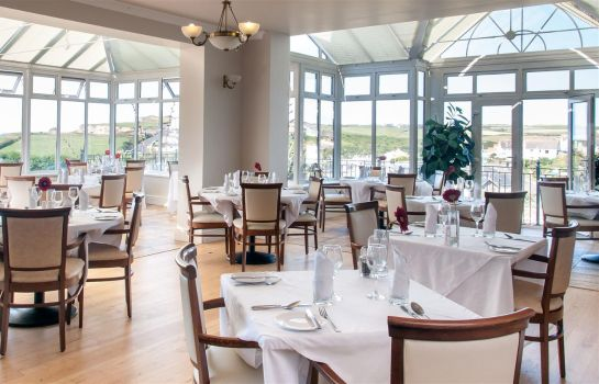 Restaurant PORTH VEOR MANOR SURE HOTEL COLLECTION