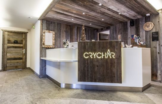 Reception Chalet Hotel Crychar