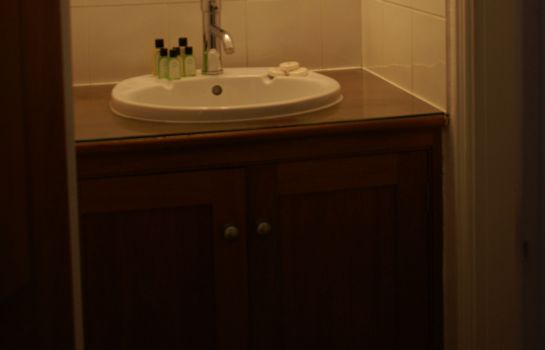 Bagno in camera The Eaton Square Hotel Belgravia