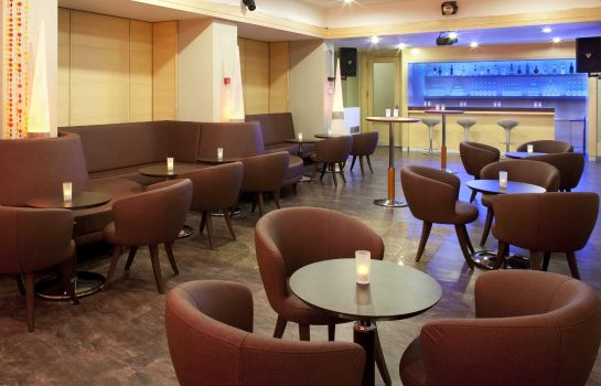 Hotelbar Holiday Inn ISTANBUL CITY