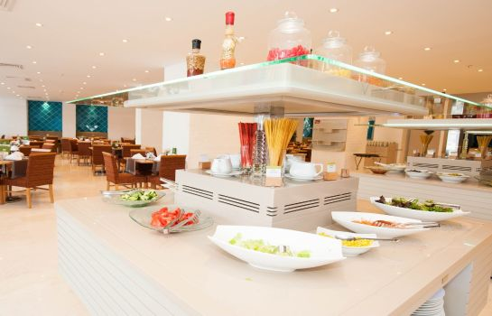 Restaurant Holiday Inn ISTANBUL CITY