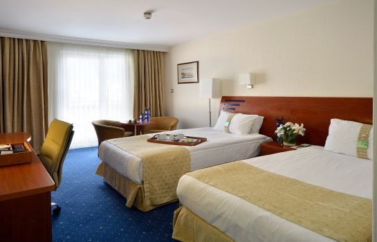 Zimmer Holiday Inn ISTANBUL CITY