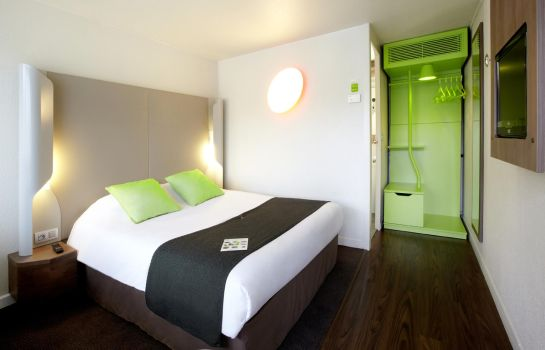 Chambre double (standard) Campanile - Dunkerque - Loon Plage