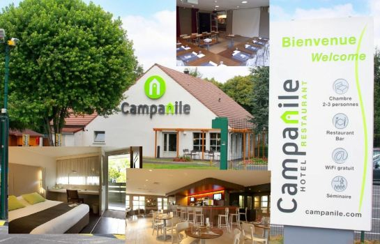 Certificate/Logo Campanile Chantilly