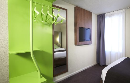 Chambre Campanile - Dunkerque - Loon Plage
