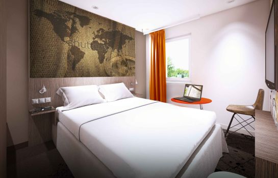 Chambre double (standard) ibis Styles Hyères Centre Gare