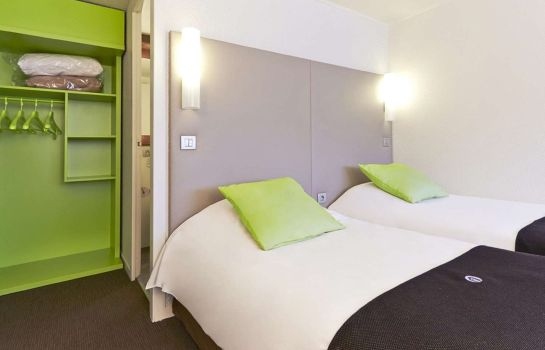 Chambre Campanile - Rennes Cleunay