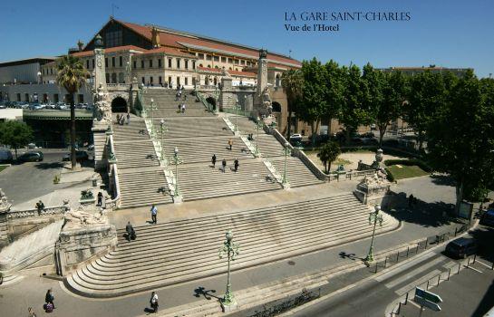 Hotel A Cote De La Gare St Charles Marseille