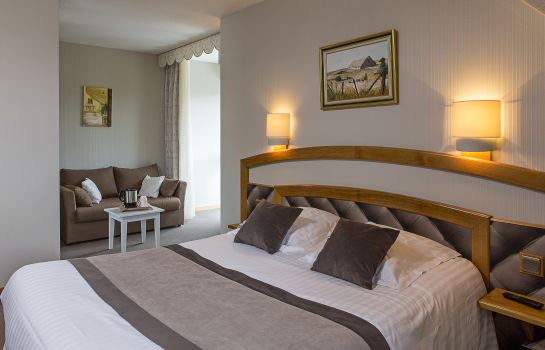 Junior Suite Best Western Relais de Laguiole