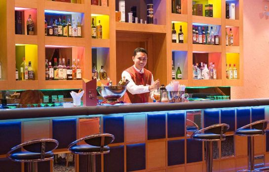 Hotel-Bar Mercure Grand Jebel Hafeet Al Ain Hotel