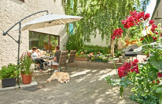 Terrasse Elfi Pension