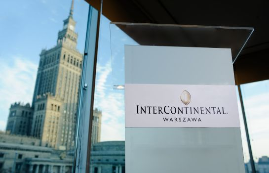 Außenansicht InterContinental Hotels WARSAW